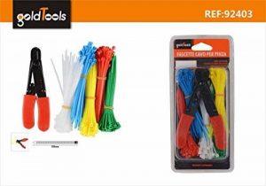 201serre-câbles + cutter Pince Pince Ciseaux Schneider serre-câbles Pince de la marque LinQ® image 0 produit