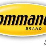 3M Command Adhésif Décoration Clips Transparent - Ensemble de 3 (60 clips) de la marque Command image 3 produit