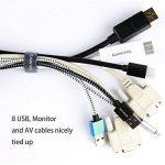 accroche câble TOP 4 image 4 produit