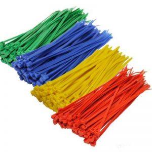 All Trade Direct Lot de 200serre-câbles couleurs mixtes de la marque All Trade Direct image 0 produit