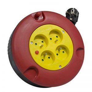 Arcotec 274128 Enrouleur de Câble électrique 5 m 4 prises 3 x 1,5 mm² de la marque Arcotec image 0 produit