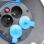 as - Schwabe 810118 Enrouleur de Câble Professionnel 25m 220V 16 A de la marque as - Schwabe image 3 produit