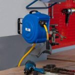 as - Schwabe enrouleur pneumatique, tuyau air comprimé longueur 10m, raccords rapides de la marque as - Schwabe image 2 produit