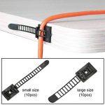 attache câble autocollant TOP 6 image 2 produit