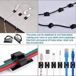 attache fil autocollant TOP 12 image 4 produit