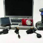 Attaches de Câble CABLE CLAMP Organisateur et Rangement de cables - 1 petit, 1 moyen et 1 grand de la marque QA Worldwide image 2 produit