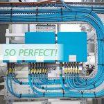 Attaches de câble,Samione Cable Attache enveloppe Nylon fixation 2.5*100 / 2.8*150 / 2.5*160 / 3.6*200 / 3.6*300 mm Noir (500 Pcs) de la marque Samione image 4 produit