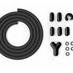 Bluelounge Soba Cache Câble/Gaine Dissimulation 3 m Noir de la marque BlueLounge image 1 produit