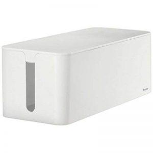 """Boîtier pour câbles""""Maxi"""", blanc de la marque Hama image 0 produit"""