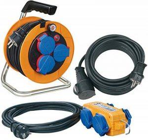 Brennenstuhl 1070150 Kit Power-Pack avec enrouleur de câble, rallonge et répartiteur électrique de la marque Brennenstuhl image 0 produit
