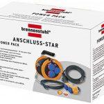 Brennenstuhl 1070150 Kit Power-Pack avec enrouleur de câble, rallonge et répartiteur électrique de la marque Brennenstuhl image 3 produit