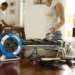 Brennenstuhl 1079180004 Dévidoir de câble compact avec câble H05VV-F 3G1,5 15 m de la marque Brennenstuhl image 4 produit