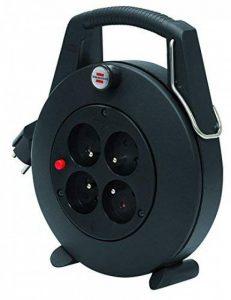 Brennenstuhl 1102501 Confort-Line CL-L Enrouleur électrique 5 m H05VV-F 3G1,0 Noir de la marque Brennenstuhl image 0 produit
