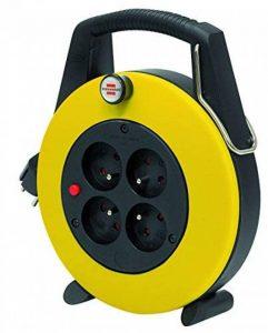 Brennenstuhl 1102561 Confort-Line CL-L Enrouleur électrique 5 m H05VV-F 3G1,0 Jaune de la marque Brennenstuhl image 0 produit