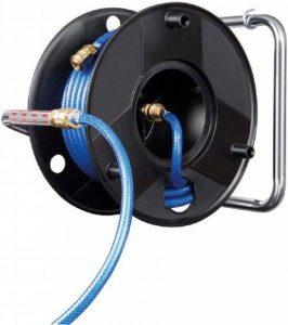 Brennenstuhl 1127010 Enrouleur Anti Twist de tuyau à air comprimé de 20 m, diamètre du tuyau 6/12 mm de la marque Brennenstuhl image 0 produit
