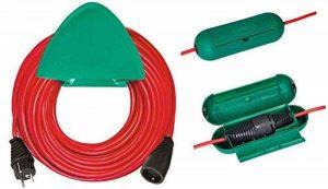 Brennenstuhl 1167541 Rallonge Rouge 40m h05vv-f 3g1,5 avec Support Mural et Safe-Box, 30 m de la marque BRENNENSTUHL image 0 produit