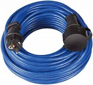 Brennenstuhl 1169850 Bremaxx Rallonge électrique AT-N05V3V3-F3G1,5 IP44 Bleu 50 m de la marque ARNOLD image 0 produit