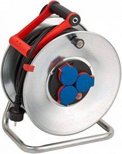Brennenstuhl 1198340 Garant S Dévidoir de câble IP 44 H07RN-F 3G1,5 40 m de la marque Brennenstuhl image 0 produit