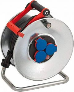 Brennenstuhl 1198350 Dévidoir de câble Garant S IP 44 câble H07RN-F 3G2,5 25 m de la marque Brennenstuhl image 0 produit