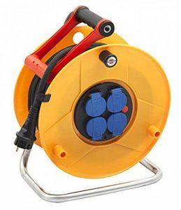Brennenstuhl 1206931 Enrouleur de câble électrique Standard Pro IP44 40 m H07RN-F 3G1,5 de la marque Brennenstuhl image 0 produit