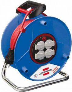 Brennenstuhl 1208860 Dévidoir de câble Garant Bretec H05VV-F 3G1,5 50 m de la marque Brennenstuhl image 0 produit