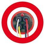 Brennenstuhl 1208860 Dévidoir de câble Garant Bretec H05VV-F 3G1,5 50 m de la marque Brennenstuhl image 1 produit