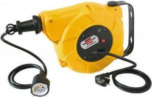 Brennenstuhl 1241020300 Automatique Enrouleur de câble IP20 9/2m Noir/jaune de la marque Brennenstuhl image 0 produit