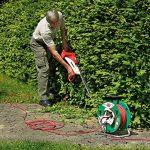 Brennenstuhl Enrouleur de câble jardin (40 m) Standard Garden-40, rallonge de jardin 40 m avec 1 prolongateur 2P+T & 1 fiche 2P+T, vert & orange, Quantité : 1 de la marque Brennenstuhl image 2 produit