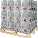 Brennenstuhl Garant 3voies prise Enrouleur de câble (25M de longueur de câble, poignée ergonomique), câble Couleur: Noir de la marque Brennenstuhl image 3 produit