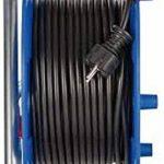 Brennenstuhl H05VV-F3G1,5 / 1218050 Dérouleur de câble électrique 25 m (Import Allemagne) de la marque Brennenstuhl image 1 produit