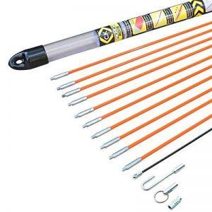 C.K T5410 Jeu de baguettes tire-fil avec accessoires de la marque C.K image 0 produit
