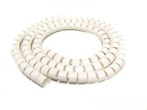 Cablematic - Câble blanc Couvre 15mm. Rouleau de 5m de la marque Cablematic image 0 produit