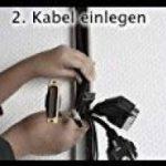 cache câble sol design TOP 2 image 2 produit