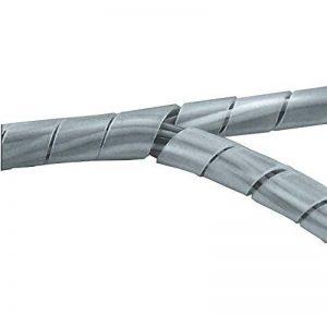 Cache câble transparent en spirale (spirobande)- 10m00 de la marque Fixapart image 0 produit