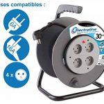 câble électrique enrouleur TOP 11 image 2 produit