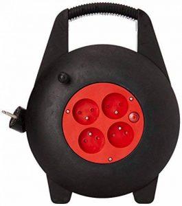Chacon 89013 Enrouleur avec sécurité thermique 4 x 16 A 10 m de la marque CHACON image 0 produit