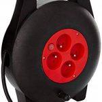 Chacon 89013 Enrouleur avec sécurité thermique 4 x 16 A 10 m de la marque CHACON image 1 produit