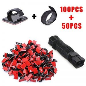 clip câble adhésif TOP 9 image 0 produit