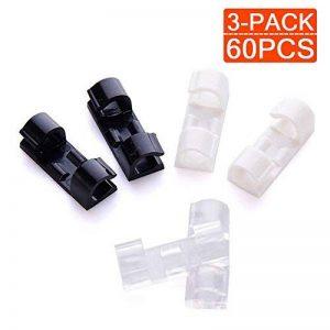 clip fixation câble TOP 8 image 0 produit