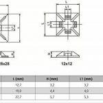 collier serre câble plastique TOP 0 image 2 produit