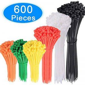 collier serre câble plastique TOP 11 image 0 produit