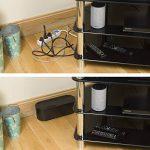 D-Line Boîte de Rangement pour Câbles |EU/CTUSMLB/SW | Boîte Cache-Câble | Garder les Câbles Bien Rangés | Noir, Petite Boîte de la marque D-Line image 3 produit
