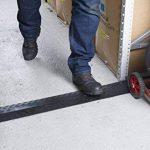 D-Line Drop-over Passe Câble Sol Rigide|DO-1B765|Goulotte Protection Convient aux Véhicules| Couvercle de Câble Robuste pour Usage Extérieur | Longeur 765mm, Cavité du Câble 38x12mm, Noir de la marque D-Line image 3 produit