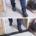 D-Line Drop-over Passe Câble Sol Rigide|DO-1B765|Goulotte Protection Convient aux Véhicules| Couvercle de Câble Robuste pour Usage Extérieur | Longeur 765mm, Cavité du Câble 38x12mm, Noir de la marque D-Line image 2 produit