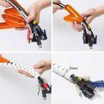 D-Line Gaine Pour Câble avec Outil Fileté|CZ252.5W | Organiser les Câbles | Longeur 2,5m, Diamètre 25mm, Blanc de la marque D-Line image 2 produit