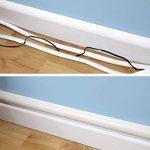 D-Line Kits de Goulottes | 3015KIT001 | Cachez et Protégez les Câbles Facilement | Goulotte Décorative | Blanc de la marque D-Line image 2 produit