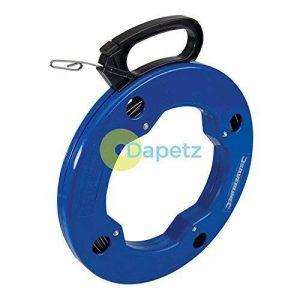 Dapetz 30M Poisson Bande Câble Accès Électrique Flexible Acier À Ressort Avec Aux yeux Fin de la marque Dapetz image 0 produit