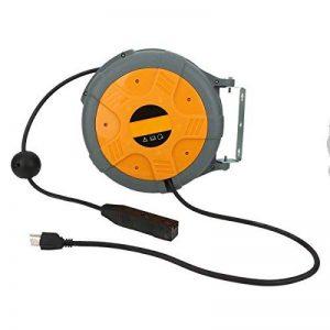 dévidoir automatique câble électrique TOP 11 image 0 produit