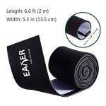 Eaxer Cable Management Sleeve [200cm Long] Velcro réglable en néoprène câble Tidy Organizer, 1 Piece de la marque EAXER image 1 produit