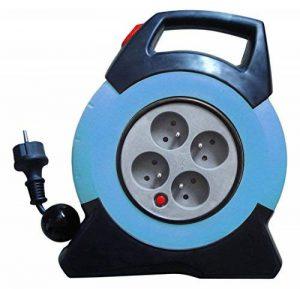 Enrouleur Automatique 15m Câble HO5VV-F 3G1,5mm² de la marque Enexo image 0 produit